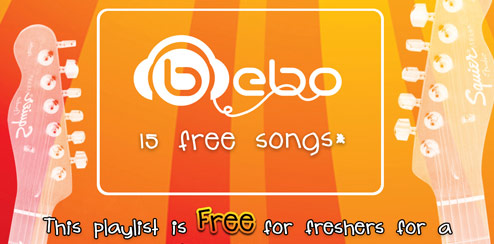 The Bebo iTunes Card